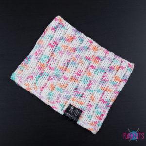 Хлопковая вязаная повязка для дред ручной работы