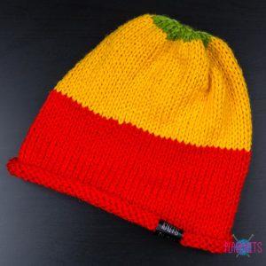Раста вязаная шапка мешок для дредов